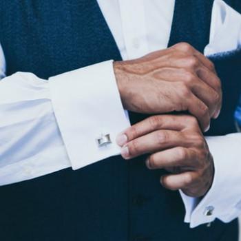 Pinces à cravate, boutons de manchettes et brassards de chemise
